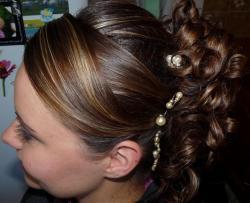 bijou cheveux mariage