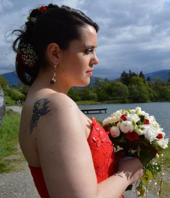Notre mariée Sophie